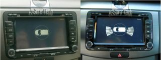 DVD GPS VW SEAT GOLF PASSAT TIGUAN TOURAN T5 TRANSPORTER POLO SKODA