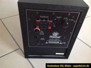 Magnat Motion SUB 16A Aktiver Subwoofer