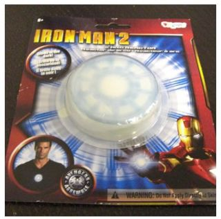 IRON MAN 2 ARC REACTOR LICENSED 11676