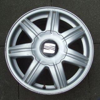 Original Alufelge SEAT Ibiza 6L 6,5Jx16 Typ 6L0 601 025