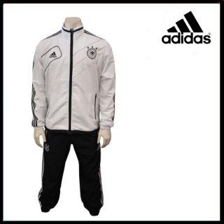 Adidas DFB Herren Deutschland Präsentationsanzug 2012