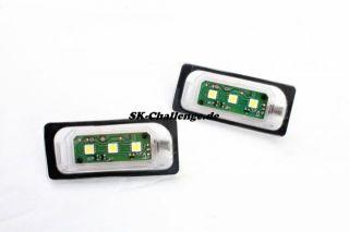 High Power SMD LED Kennzeichenbeleuchtung BMW e92,e93,e90,e91,e60,e61