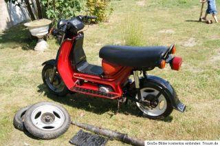 DDR IFA E START SIMSON SR50 OLDTIMER ROT MOTOR Roller ZYLINDER no