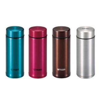 NEW TIGER JAPAN 0.3L 300cc Stainless Steel Flask Insulated Tumbler
