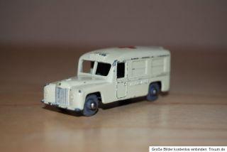 Daimler Ambulance Matchbox Lesney No. 14
