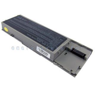 Batterie Dell Latitude D620 D631 D640 PC764 5200mAh