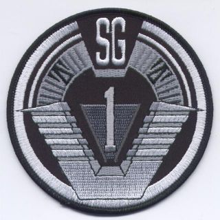 Stargate SG 1 Team Logo Shoulder Group 1 PATCH
