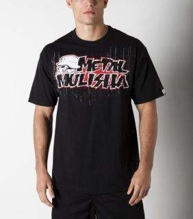 Metal Mulisha Frequency Tee T Shirt Shirt schwarz black blk Gr s m l