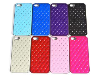 iPhone 5 STraSS BlinG Chrom LOOK COVER hard CASE HÜLLE schale tasche