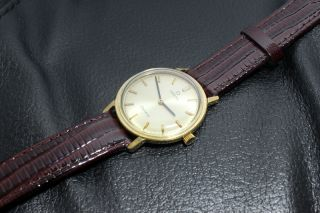 Vintage OMEGA Geneve Handaufzug Cal. 625 17J Manual Winding TOP