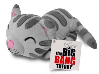 THE BIG BANG THEORY SOFT KITTY SINGING PLUSH LICENSED TOY BTPL2180