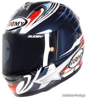 Suomy Spec Extreme Dovisiozo Replica XS Helm Helmet TOPANGEBOT  / 50%