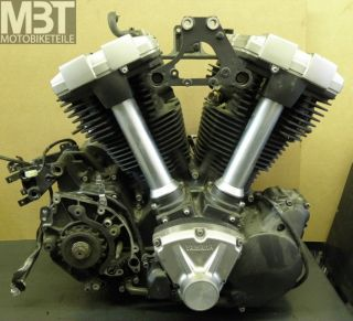 Yamaha MT 01 Motor Engine 47024 Km RP12 2005   2006