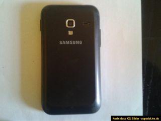 Samsung Galaxy Ace Plus GT S7500   Dark Blue Technisch OK