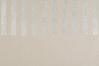 ROLLEN Premium VLIES Tapete Zen Streifen Beige Sand Gold