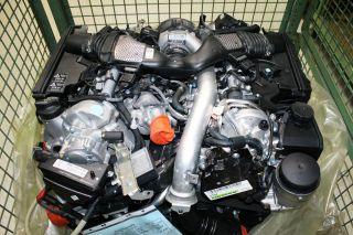 Mercedes Benz Motor Diesel CDI OM642940 A6420101844 Euro4 Automatik GL