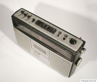 UNIVERSUM CTR 2388 STEREO RADIORECORDER GHETTOBLASTER BOOMBOX RADIO