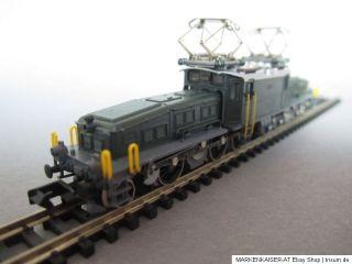 Arnold 2465 Spur N E Lok Schweizer Krokodil Ce6/8 SBB 14270 grün OVP
