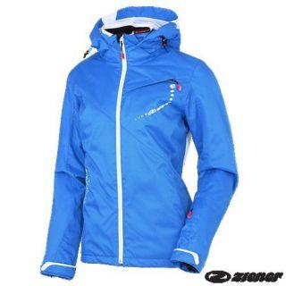 Ziener Turntable Lady Damen Skijacke Snowboardjacke Jacke blau 40