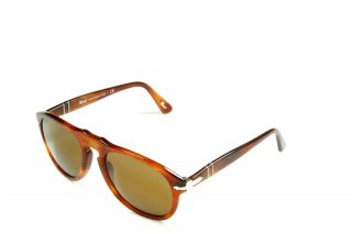 Sonnenbrillen Steve McQueen PO 0649 649 96/33 Light Havana 52mm