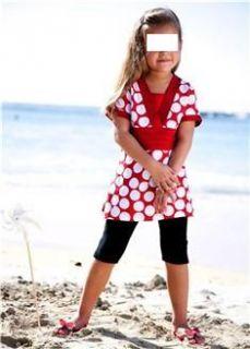Mädchen Legging T Shirt Pünktchen Gr. 80   128 neu 656