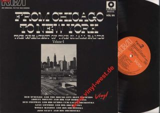 LP V/A From Chicago To New York/BLACK&WHITE 95/1929 45