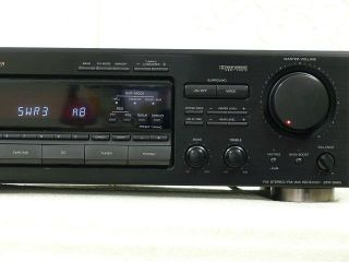 SONY STR D 665 Stereo Receiver