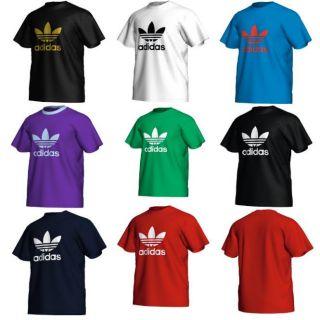 Adidas Herren T Shirt Adi Trefoil Tee 1893