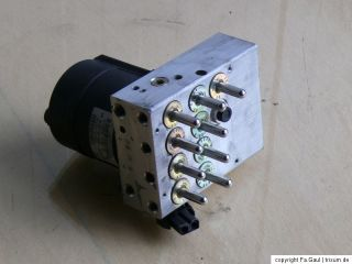 MERCEDES BENZ SLK R170 ABS Bremspumpe Hydraulikblock ABS A0034310312 #