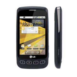 LG Optimus S LS670 Sprint WiFi Bluetooth 3MP Camera Cell Phone