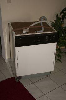 Spülmaschine   Geschirrspüler   Miele G692 SCI