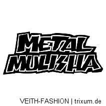 NEU   METAL MULISHA *THUG LIFE* T SHIRT MENS GR.S