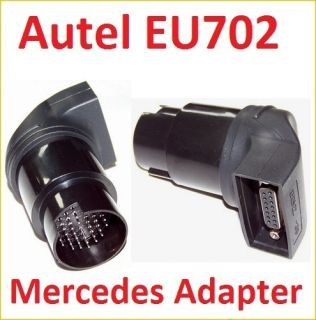Autel EU702 MaxiDiag Mercedes Benz DB Diagnosegerät Adapter OBD2 OBD