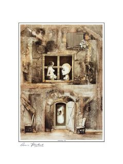 BIRKEL Armin~Tanz~Kunstdruck~40x30cm
