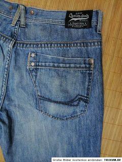 ANGELO LITRICIO ALCW Jeans, straight leg, Gr. W38/L32