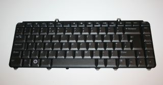 Englische Dell Tastatur für Inspiron Schwarz 1540,1545.Super Zustand