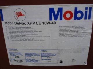 Mobil Delvac XHP LE 10W 40, Motoröl / 20 Ltr. NEU 38120 Braunschweig