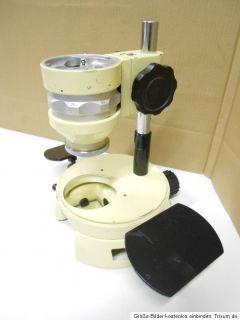 Wild M5 Mikroskop   der Stereo Tubus fehlt sowie am Objektisch fehl