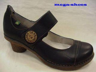 El Naturalista Schuhe LEAVES TESELA N740 black/brown