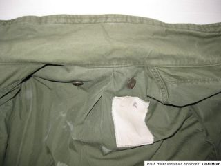 US Army M65 Jacke oliv Large, Special Forces 1975