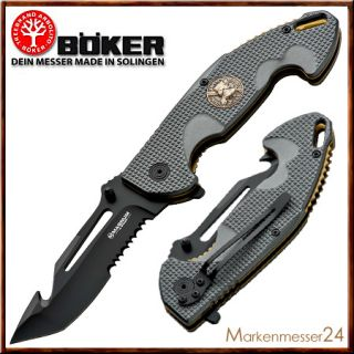 Böker Magnum Savior Messer Tactical Folder Special Forces SWAT
