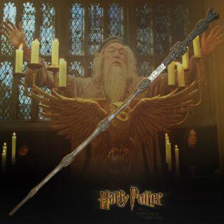 Albus Dumbledores Zauberstab Elderstab aus Harry Potter 7 inkl