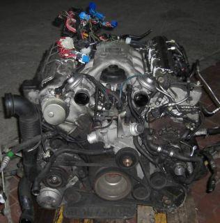 BMW Motor M67 Diesel 740D 398D1 180Kw
