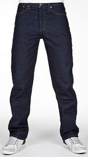 Levis® Jeans 751 Regular Fit Onewash (dunkelblau), bequemer