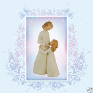 Mother and Daughter WILLOW TREE Susan Lordi Mutter und Tochter Kind