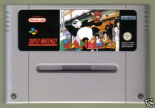 SNES Super Nintendo GAME Ranma 1/2 Manga Anime RAR