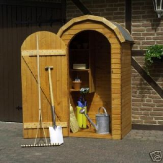 Geräteschrank Roma klein  Gartenhaus   Gerätehaus B109 X T83 X