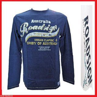 ROADSIGN australia Langarmshirt Longsleeve Shirt Gr. S TOP  NEU