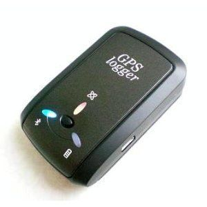 Trip Recorder  GPS logger  Bluetooth GPS Receiver Model 747