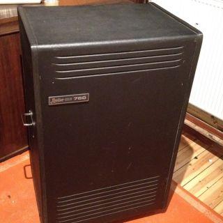 Leslie 760 Solid State   Black Edition
